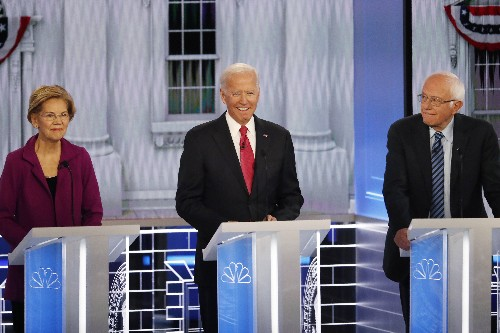 Democratic debate revives clashes over 'Medicare for All'