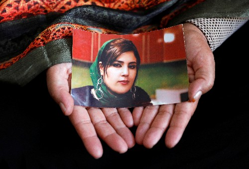 Afghan working women still face perils at home and office