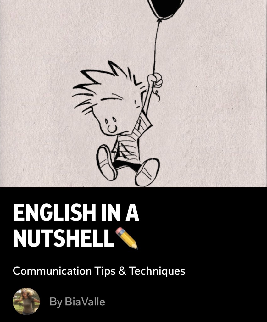 A Little Help for English Language Learners