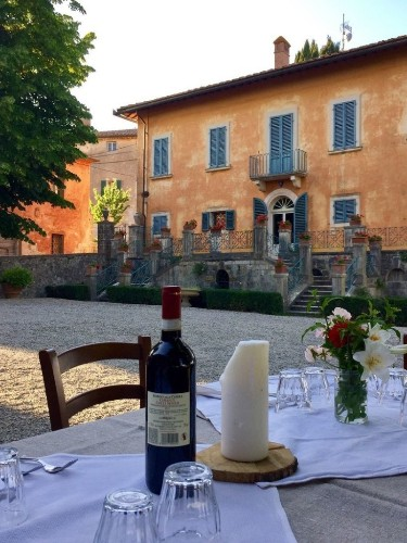 The Masterpiece that is Montestigliano in Tuscany, Italy