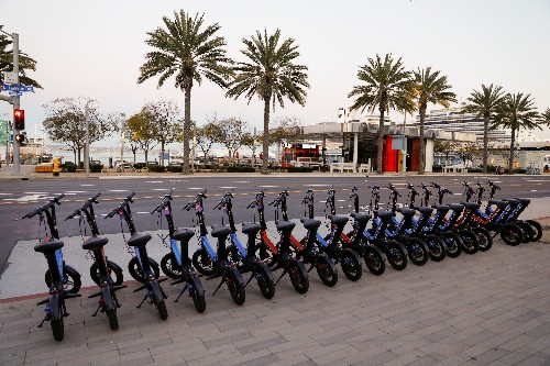 Electric bike-sharing startup Wheels raises $50 million in latest funding round