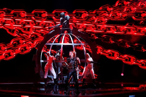Top Performers from Eurovision 2019: Pictures