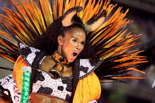It's Carnival in Brazil: Pictures