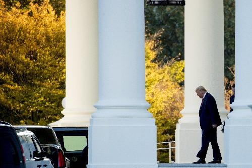 Top Trump adviser steps down ahead of impeachment testimony
