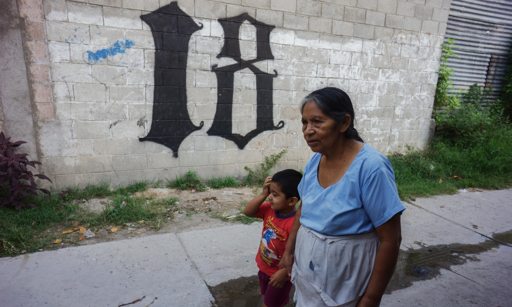 'It's a crime to be young and pretty': girls flee predatory Central America gangs