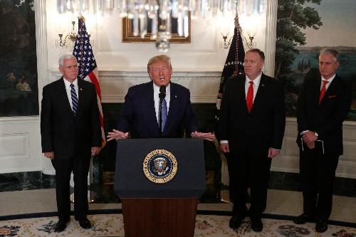 Trump annonce la levée des sanctions contre la Turquie