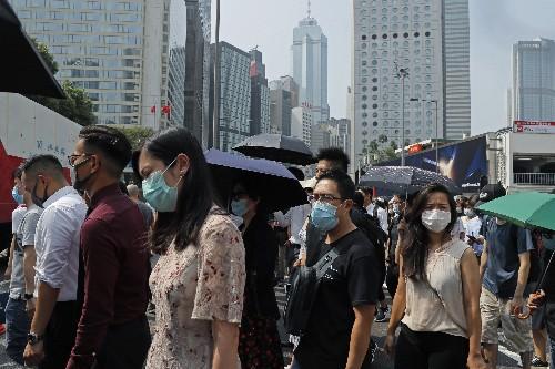 """No one showed up!"" Hong Kong's protests face acid test"