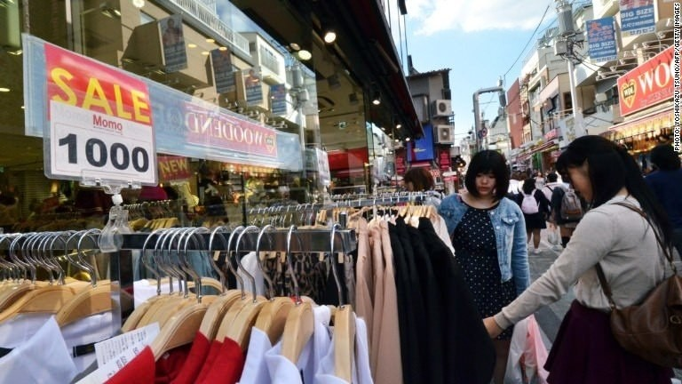 Dismal quarter pushes Japan into recession