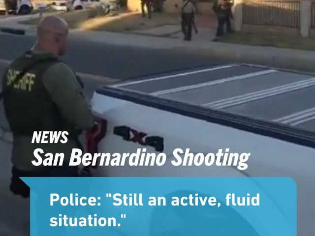 These photos show how Snapchat handled its first serious breaking-news event with the San Bernardino mass shooting