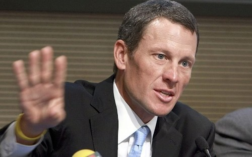 Lance Armstrong says he would still dope if he could start all over again