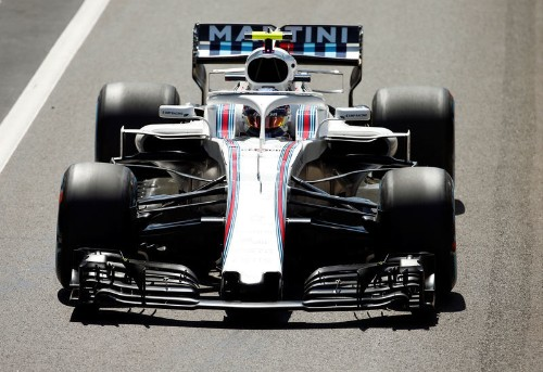 Williams back at Silverstone in his 50th year as team boss