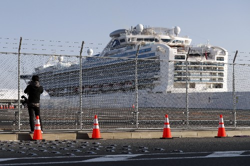 Israel says cruise passenger flown home from Japan has virus