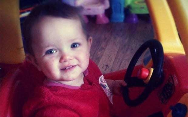 Poppi Worthington's father in hiding as CPS reviews decision not to prosecute him over death of 13 month-old