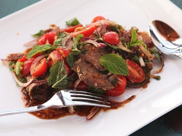 Isan-Style Thai Sliced-Steak Salad Recipe