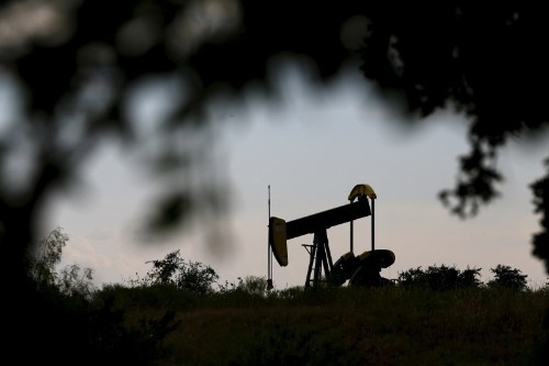 Oil prices move away from 12-year lows as China shares rise