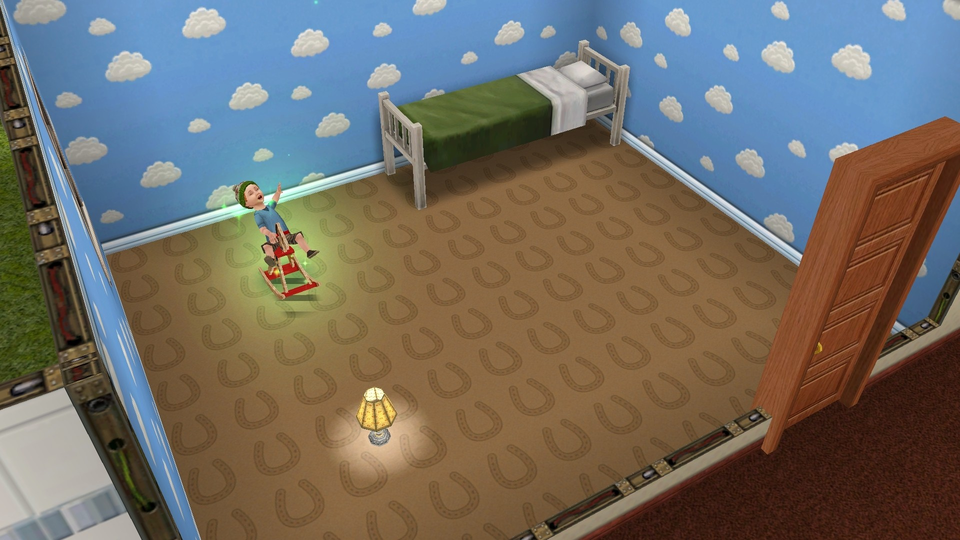 Sims game