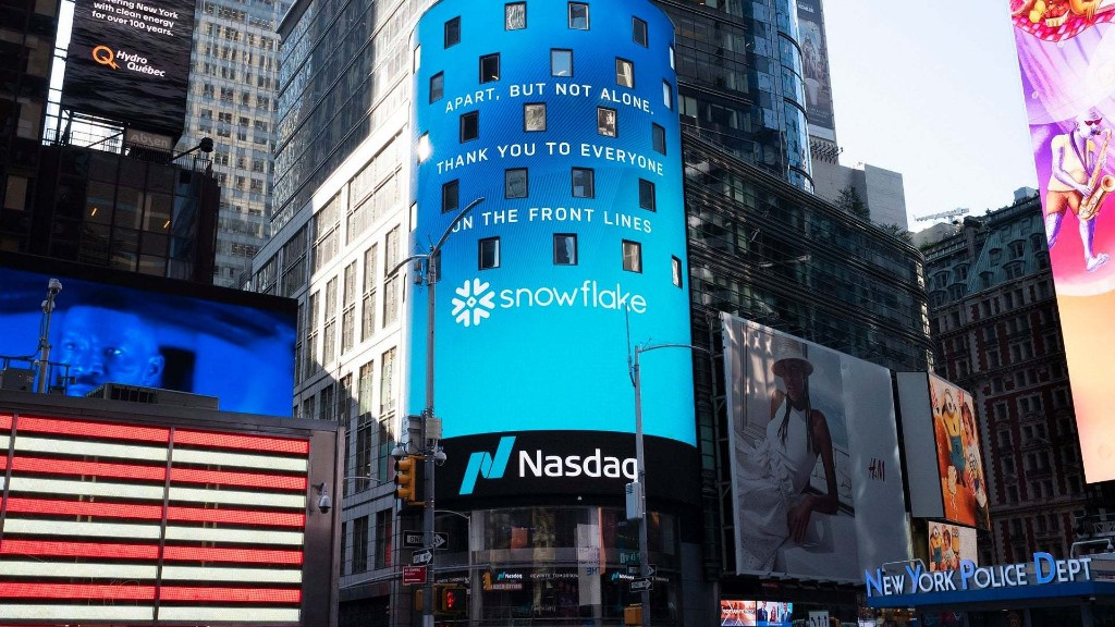 Behind Snowflake's Massive Public Offering Debut