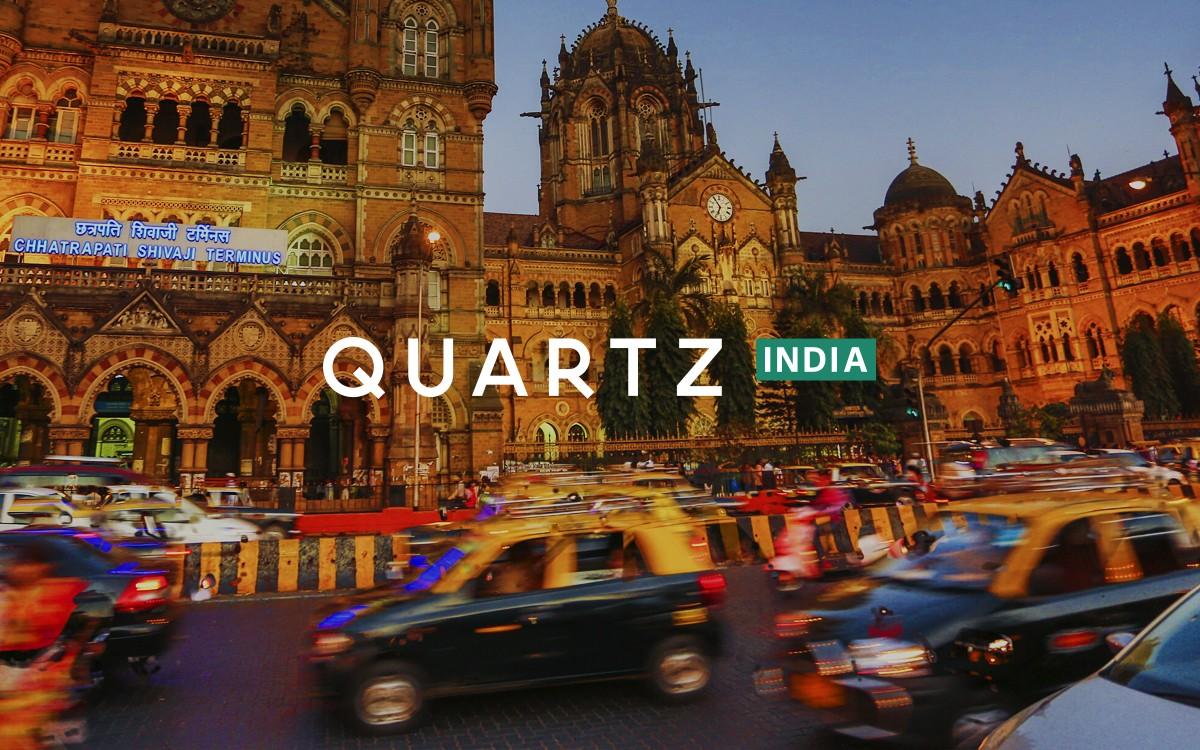 Quartz Goes to India, on Flipboard
