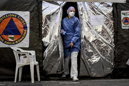 WHAT'S HAPPENING? Virus forges on, as world hunts solutions