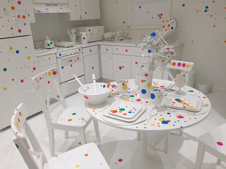 Yayoi Kusama's 'Obliteration Room' Is About to Be the Next New York Selfie Destination