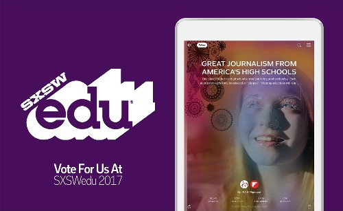 Vote For Flipboard at SXSWedu 2017!