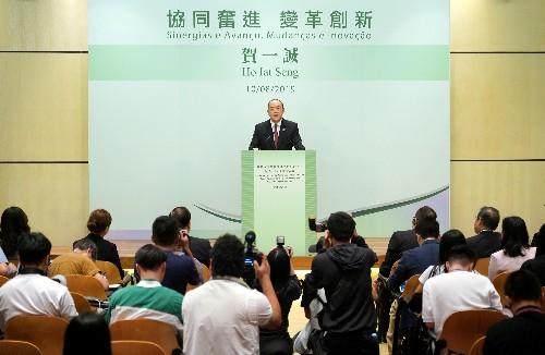 Don't 'mess up Macau': gambling hub set to choose Beijing-backed leader