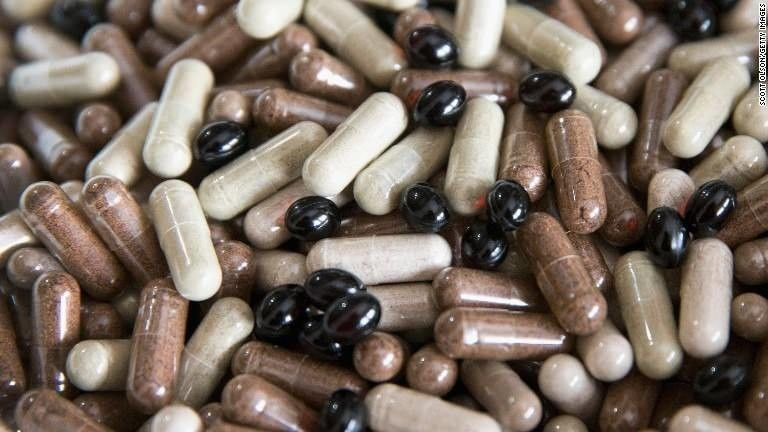 The danger of dietary supplements