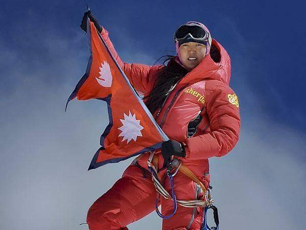 adventure . National Geographic sister pasang lhamu sherpa successful moutaineer