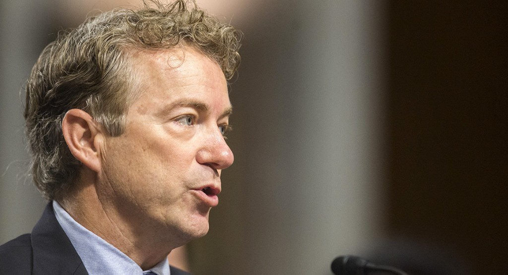 Sen. Paul backs Trump's frustration with Sessions' recusal