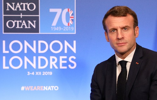 France's Macron says progress made on Ukraine at summit