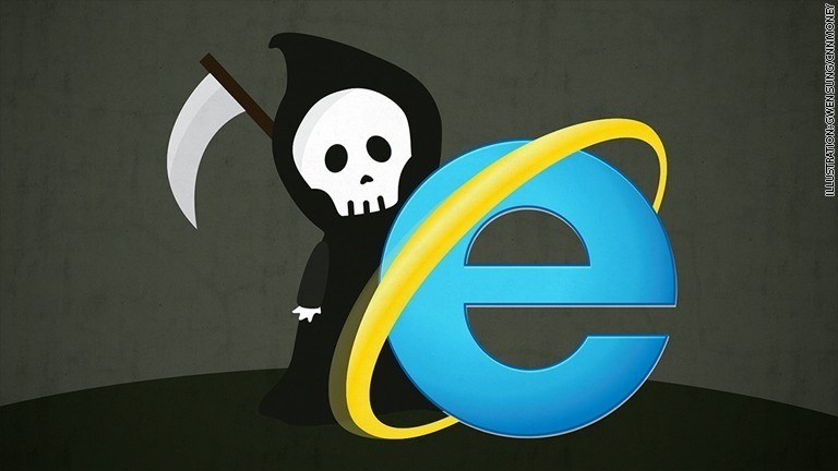 Internet Explorer must die