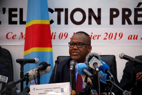 U.S. imposes travel restrictions on DR Congo officials for vote abuses