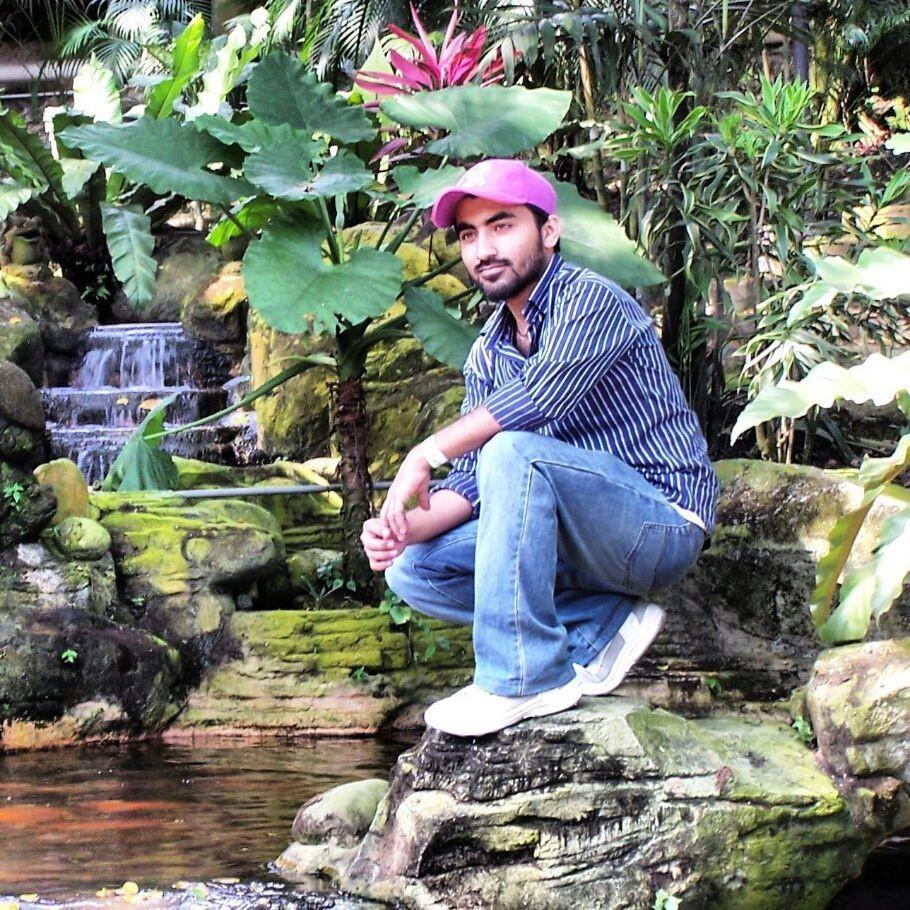 At bird park... Malaysia