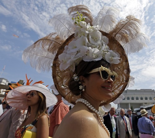 The Hats of the Kentucky Derby: In Pictures