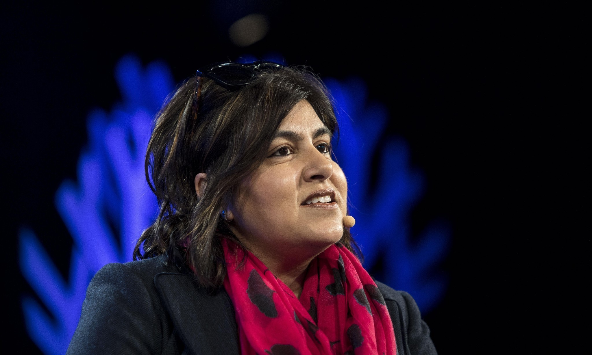 Sayeeda Warsi accuses UK press of hate speech and Islamophobia