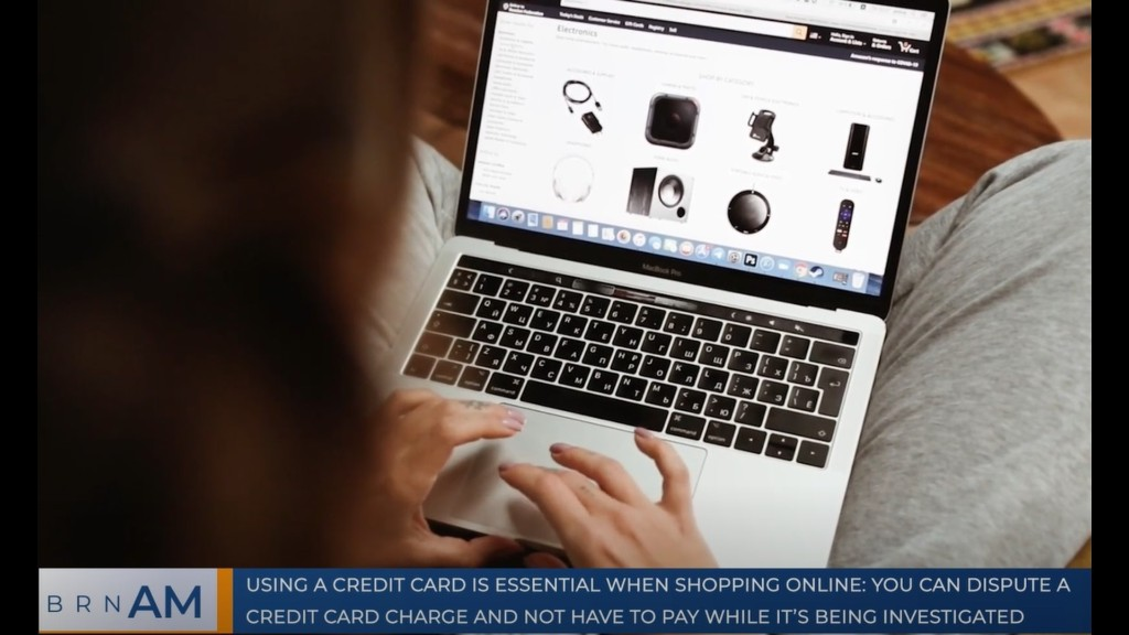 ICYMI: Protect yourself from scams and indentity theft this holiday season