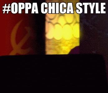 CHICA BE DANCIN