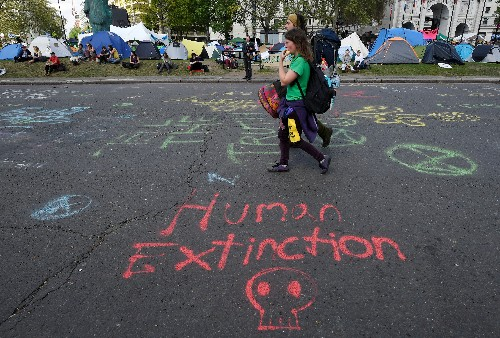 Extinction Rebellion to end London blockades on Thursday