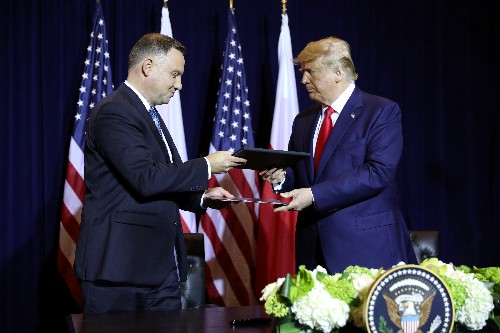 U.S. likely to move some troops to Poland from elsewhere in Europe