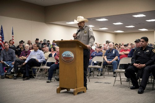 Emails show NRA link to U.S. sheriffs who promoted gun 'sanctuaries'