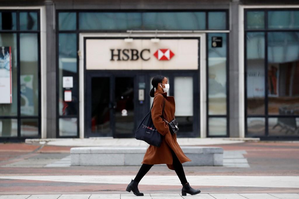 HSBC supprime plus du tiers des postes dans la banque d'investissement en France