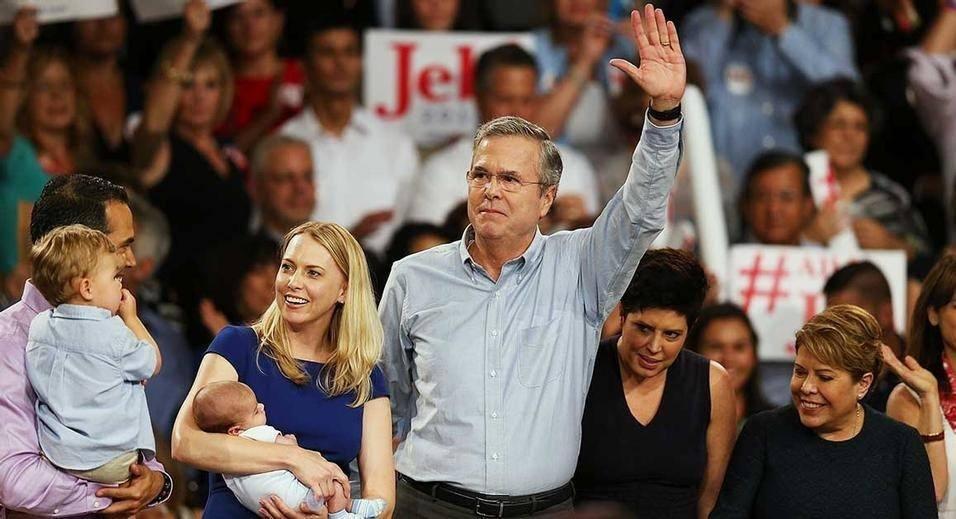 Jeb Bush says he doesn't need dynasty to win