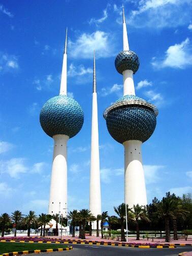 دولة الكويت - Magazine cover