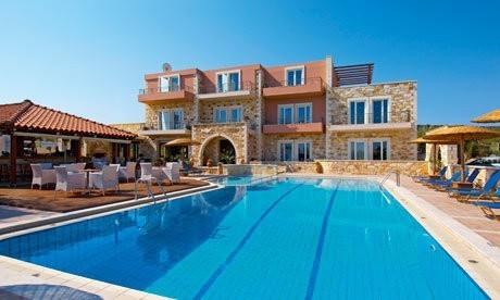 Travelling solo – a new singles' hotel in Crete