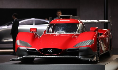 Hot, New Cars at the LA Auto Show: Pictures