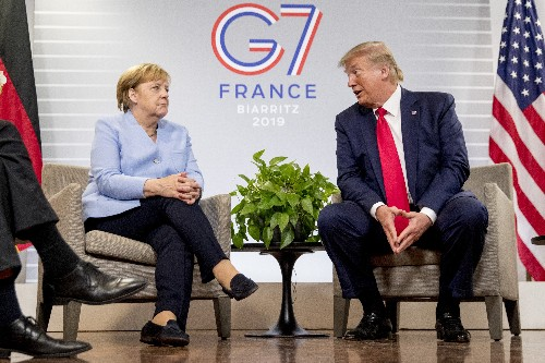 Americans, Germans far apart in views of bilateral relations