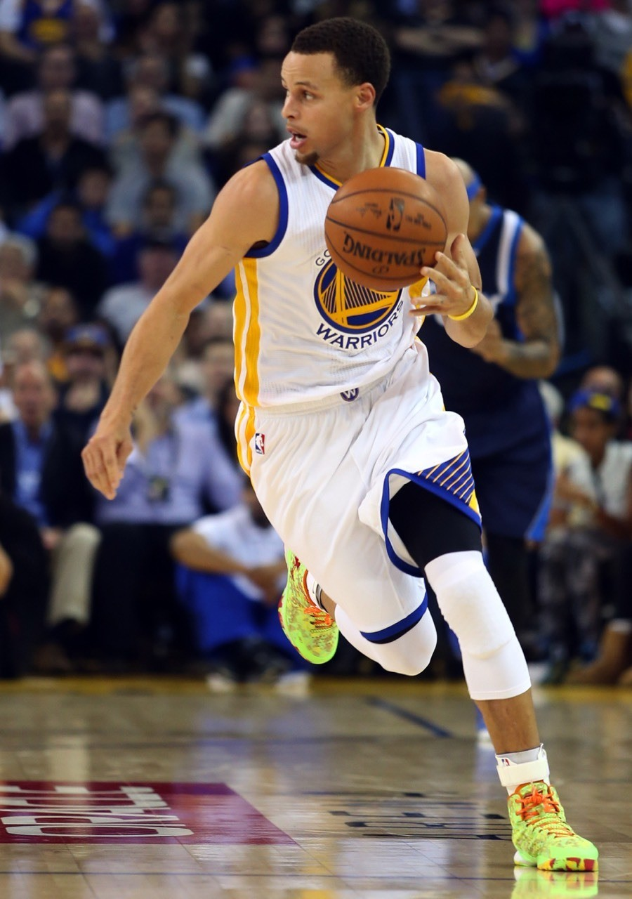 Steph Curry is one of my favourite basketball players. He plays for the Golden State Warriors and is one of the best 3 point shooters in the NBA. Curry was the 2015 MVP surpassing LeBron James, Russel Westbrook and Kawhi Leonard. He was the 7th draft pick and since entering the NBA has progressed to becoming one of the greatest most respected players.
