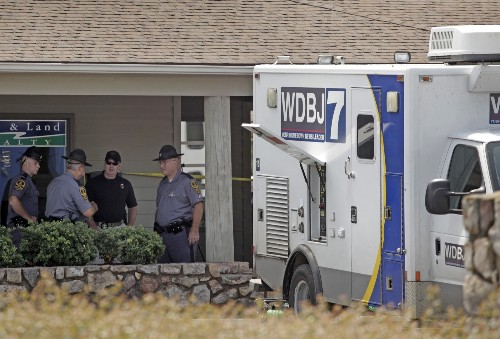 WDBJ7 Journalists Killed in Virginia