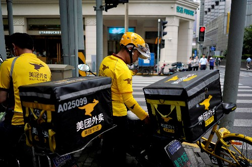 Chinese food delivery firm Meituan posts 51% second-quarter revenue jump, beats view