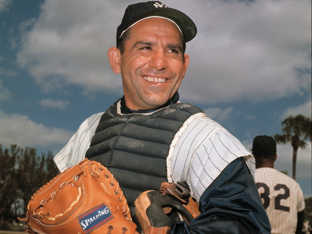 The 17 most memorable quotes from Yankees legend Yogi Berra